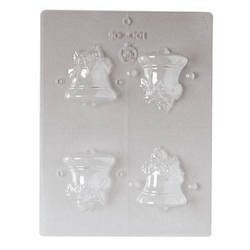 Paderno World Cuisine Single-Imprint Polypropylene Chocolate Mold - 4