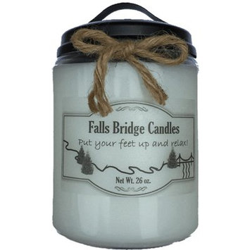 Fallsbridgecandles Dragon's Blood Jar Candle Size: 6.5