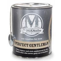 Ecocandleco Perfect Gentleman Soy Jar Candle