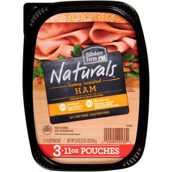 Hillshire Farm Naturals™ Honey Roasted Ham 3-11 oz. Pouches