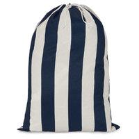 Three Posts Brino Laundry Bag Color: Navy