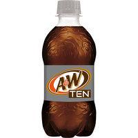 A&W Ten® Root Beer 12 fl. oz. Bottle