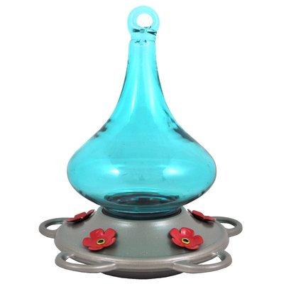Classic Brands LLC U05030031 Bird Spendor Paradise Glass Humminbird Feeder