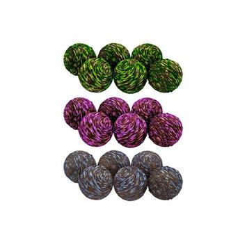 UMA Inc Dried Sola Ball 3 Asst 4