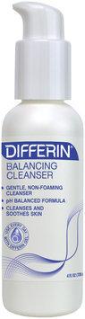 Differin® Balancing Cleanser 4 fl. oz. Box