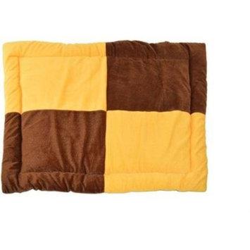 Aleko Soft Pet Bed Pillow Size: Small (17