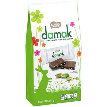 NESTLE DAMAK Chocolate with Pistachios 4.76 oz. Bag