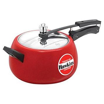 Hawkins 5-Qt. Contura Pressure Cooker Color: Red