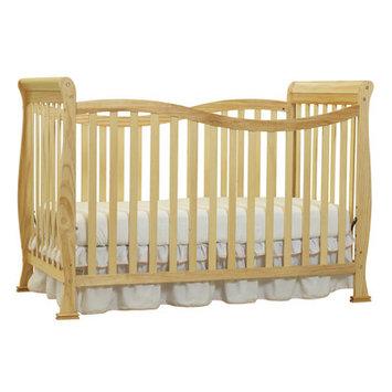 Shreeram Overseas Jessica 7 in 1 Convertible Crib in Natural