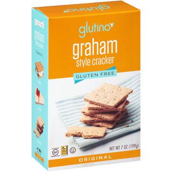 Glutino® Original Graham Style Cracker 7 oz. Box