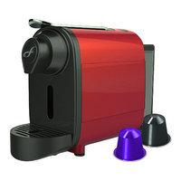 Fuerte Noria Espresso Machine Color: Maroon