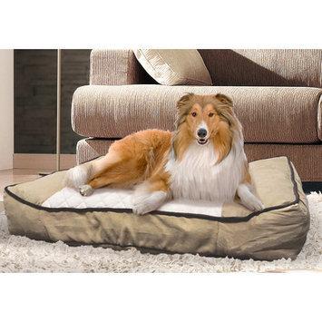 Animal Planet Memory Foam Dog Pad Color: Tan