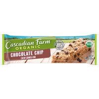 Cascadian Farm™ Organic Chocolate Chip Chewy Granola Bar 1.2 oz. Wrapper
