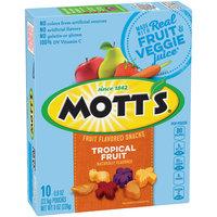 Mott's® Tropical Fruit Fruit Flavored Snacks
