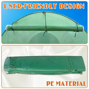 Sunriseoutdoorltd Replacement Shade Cloth and Cover Finish: Green