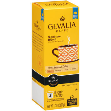 Gevalia Signature Blend Coffee K-Cup® Packs 3 ct Box