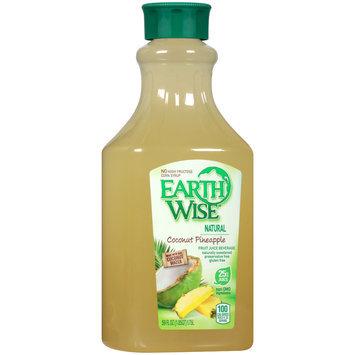 Earth Wise™ Natural Coconut Pineapple Fruit Juice Beverage 59 fl. oz. Plastic Bottle