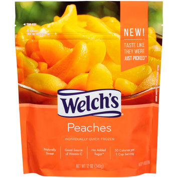 Welch's® Individually Quick Frozen Peaches