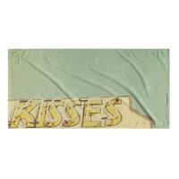 Kavka Kisses Beach Towel