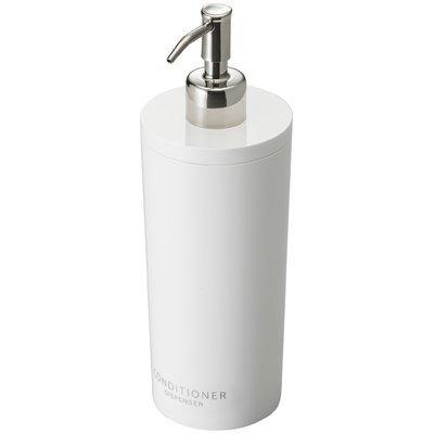 Rebrilliant Canel Conditioner and Soap Dispenser Finish: White