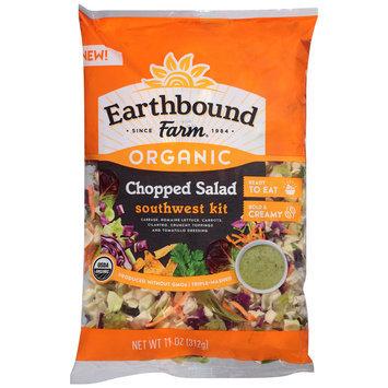 Earthbound Farm® Organic Chopped Salad Southwest Kit 11 oz. Bag
