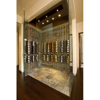 Vintageview Wall Series Wine Rack Finish: Chrome