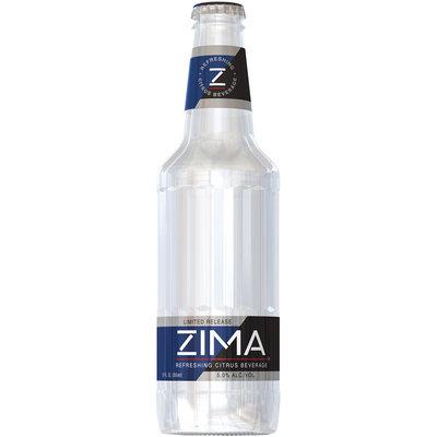 Zima® Refreshing Citrus Beverage Cooler 12 fl. oz. Bottle