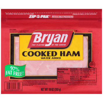 Bryan® Cooked Ham 10 oz. Pack