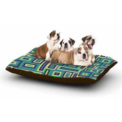 East Urban Home Trebam 'Jesen' Dog Pillow with Fleece Cozy Top