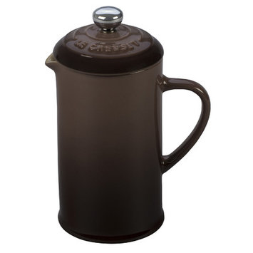Le Creuset Petite French Press Color: Truffle