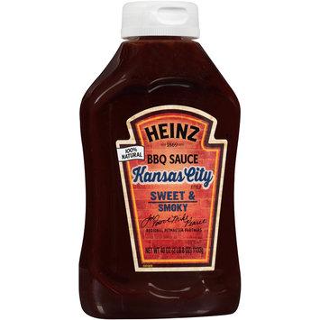 Heinz Kansas City BBQ Sauce 40 oz. Bottle