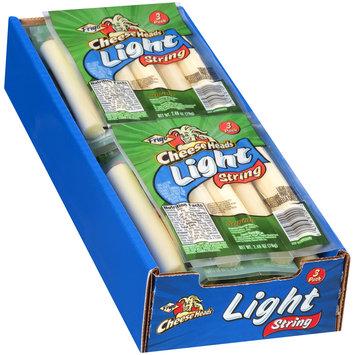 Frigo® CheeseHeads® Light String Cheese 3 oz. Pack