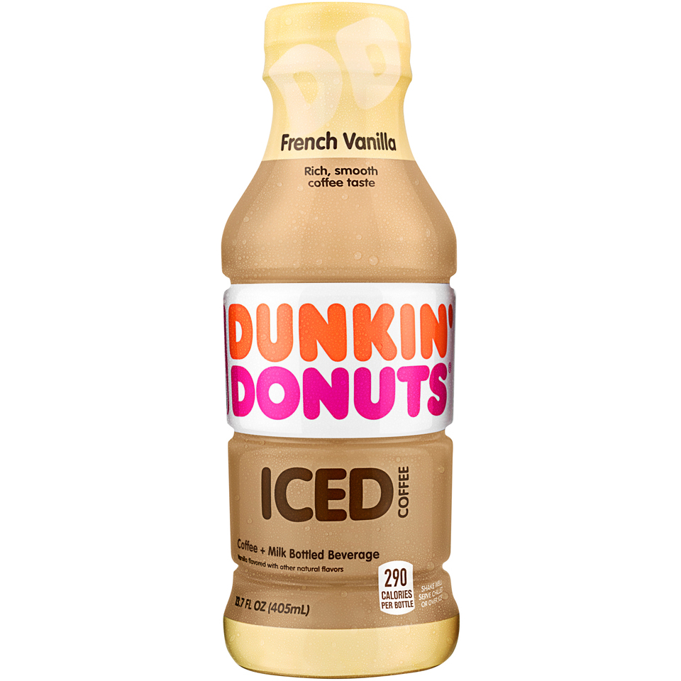 Dunkin' Donuts® French Vanilla Iced Coffee
