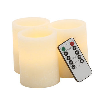 Darby Home Co Flameless Candle