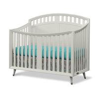 Child Craft Notting Hill Arch Top 4 Convertible Crib Finish: Matte White