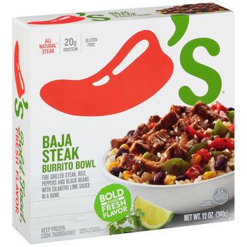 Chili's® Baja Steak Burrito Bowl 12 oz. Box