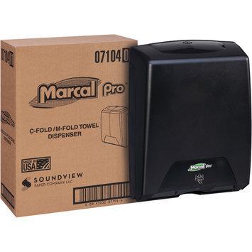 Marcal Pro® C-Fold/M-Fold Towel Dispenser