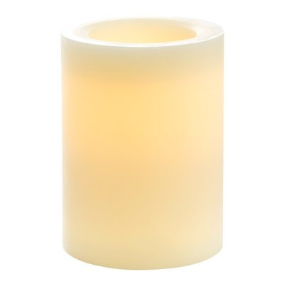 Red Barrel Studio Unscented Flameless Candle Size: 8