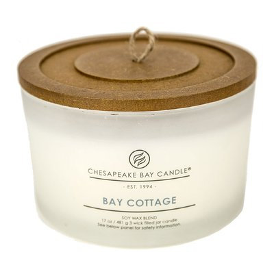 Chesapeake Bay Candles Heritage Bay Cottage Jar Candle