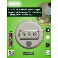 Enviromate Classic Motion Sensor LED 3-Light Night Light