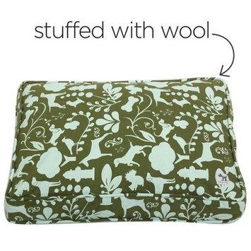 Molly Mutt Sheepy Dog Pillow Size: Medium (21