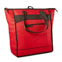 Fit & Fresh Rachael Ray ChillOut Insulated Thermal Tote Red - Fit & Fresh Outdoor Coolers
