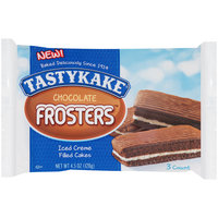 Tastykake® Frosters™ Chocolate Iced Creme Filled Cakes