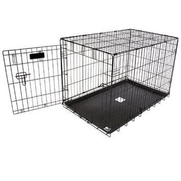 Aspen Pet Single-Door Home Training Pet Crate Size: 25
