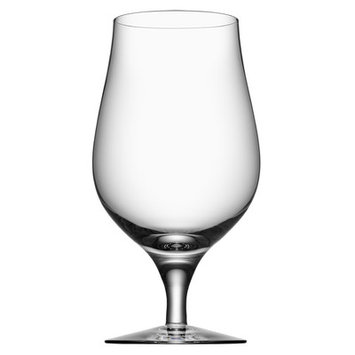 Orrefors Beer Collection Taster Glass, Set of 4