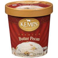 Kemps® Butter Pecan Premium Ice Cream 1 pt. Tub