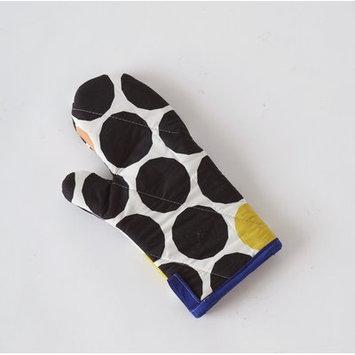Textile & Twine Mod Dots Oven Mitt