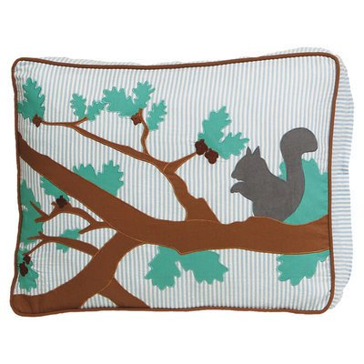 Unleashed Life Forest Park Pet Pillow Size: Medium (20