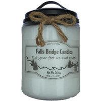 Fallsbridgecandles Patchouli Scented Jar Candle Size: 6.5