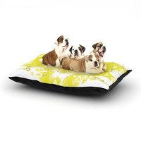 East Urban Home Miranda Mol 'Citrus Spritz' Dog Pillow with Fleece Cozy Top Size: Large (50